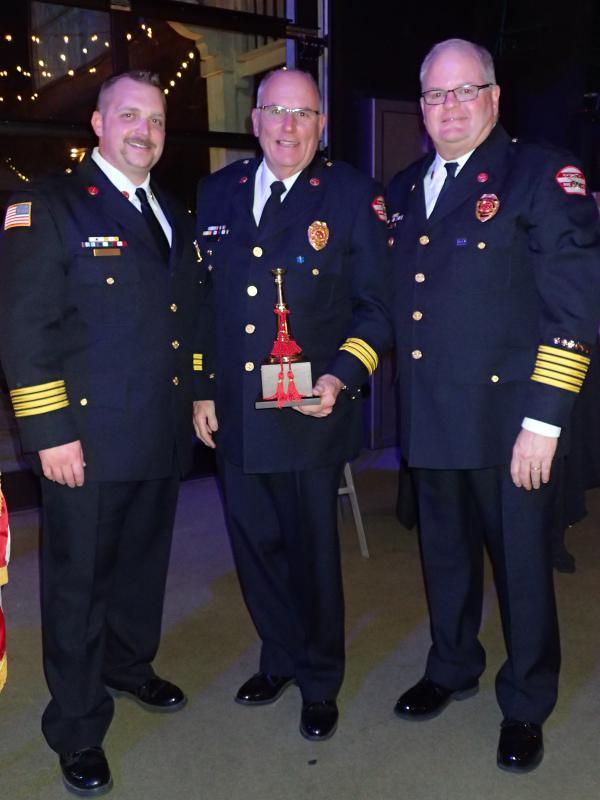 Chief Dale VanderBoegh Award for Dedication in Leadership Award- BC Bruce Boyle