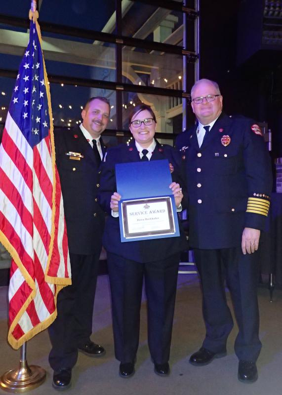 20 Years of Service- Dawn Burkhalter